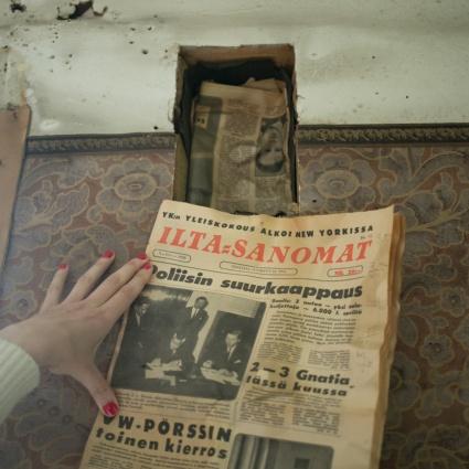 eristeena_iltasanomat_1958